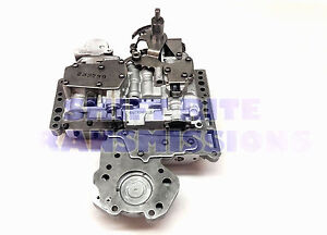 46re Dodge Transmission Valve Body Remanufactured 47re 1996 2002 A518 Valvebody