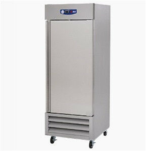 Migali G3 1f rh Commercial Stainless G3 Series Solid Single Door Freez 1999