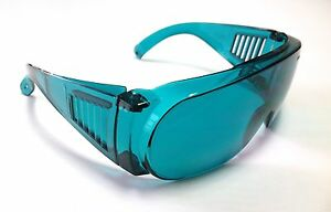 Ce Red Laser Safety Goggles 600 760nm Protective Glasses 633 650 694nm Etc