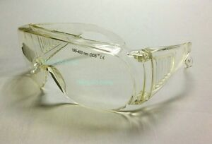 Ce Uv Laser Safety Goggles 190 400nm 266 355nm Protective Glasses