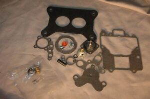 1981 Carb Kit 2 Barrel Motorcraft Ford 255 302 Engines All New