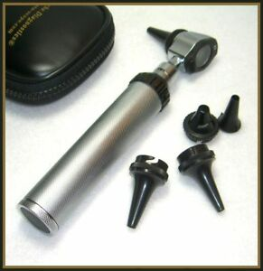 Ra Bock Diagnostics Professional 3 25v Led Otoscope Kit