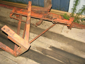 Allis Chalmers Wide Front