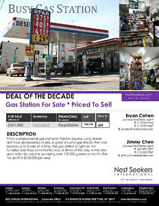 deal Of The Decade Gas Station convenience Store For Sale With Owner Finacing