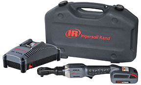 Ingersoll Rand 20v Iqv 1 2 Cordless Ratchet Wrench Kit 54ft Lbs Ir R3150 K12