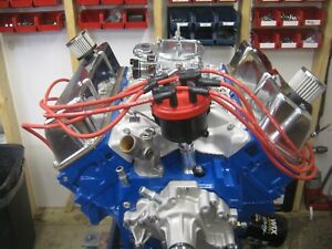 Ford 400 351m Complete Street Engine 427hp 476tq F150 Bronco Ranchero Dynoed