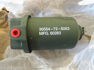 Military Fluid Filter For Generator Tact Quiet 10kw 400hz Mep 813a firefinder