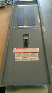 New Square D Nq Panelboard Interior 50 Amp Single Phase Hdp36050 30 Space