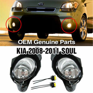 Oem Genuine Parts Fog Light Lamp Wire Sets For Kia 2008 2009 2010 2011 Soul