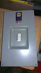 New Square D Circuit Breaker Enclosure Q2 225 s Nema 1 Q2225s