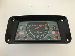 Ford Tractor Instrument Gauge Cluster 2000 2110lcg 3000 4000 4110lcg 5000 7000
