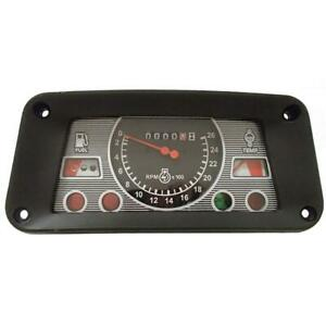 Ford Tractor Instrument Gauge Cluster 2600 3600 3900 4100 4600 5600 6600 7600