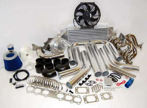 Supra 1jz Gte T3t4 Turbo Package Kit Mkiii Boost Intercooler Pipe Wg Stainless