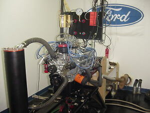 Ford 351w Crate Windsor Hot Street Engine 410 Hp 430 Tq Mustang Cougar F150