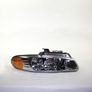 For 2000 Chrysler Town Country Dodge Caravan W Quad Rh Head Lamp