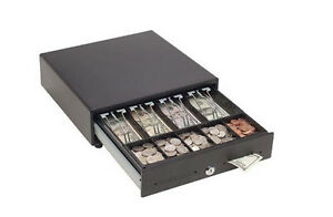 Mmf Val u Line Cash Drawer 13in X 13 In Black New Mmf val1313e 04