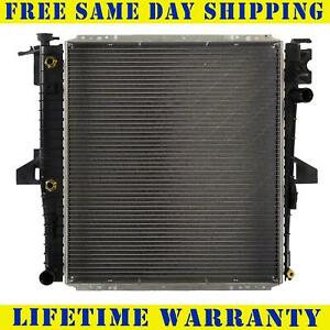 Radiator For 2000 2001 Ford Explorer 5 Mercury Mountaineer 5 0l Free Shipping