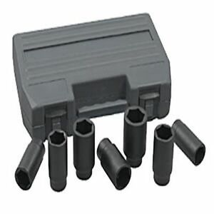 Axle Nut Sockets 7 Pcs Set Kd 41650