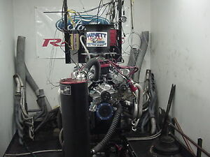 Ford 351w Street Engine 360hp Complete Dyno Tuned Mustang F150 Mud Torino