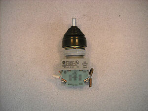 Idec Arw1 0202 101 Mono lever 2 position Spring Return Joystick Switch