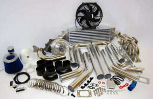 Mitsubishi Starion Conquest T3t4 Turbo Charger Kit 1984 1985 1986 1987 1988 1989