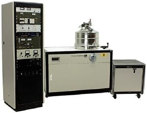 Temescal Fc 1800 E beam Thin Film Evaporator With Substrate Heaters