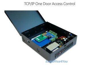 Pcb Board Access Control System With Power Supply Box For One Door