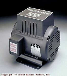 New phase a matic Rotary Phase Converter R 7 Other Sizes Available Discount