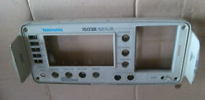 Front Panel For Tdr Cable Tester Tektronix 1503b Metallic
