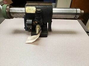 Weldon Model 200 Endmill Sharpening Fixture