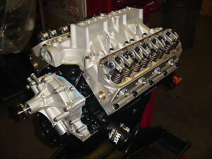 Ford 351w Efi Crate Windsor Hot Street Engine 350hp 383tq Mustang Cougar F150