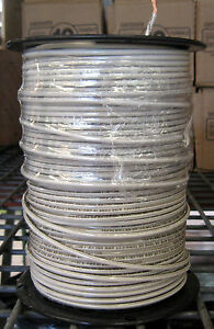 Thhn thwn 500 Ft 10 Awg Stranded Copper Wire White