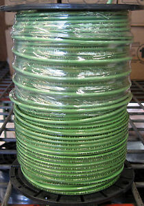 Thhn thwn 500 Ft 10 Awg Stranded Copper Wire Green