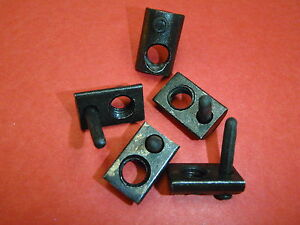 80 20 8020 Equivalent 3376 1 4 20 Drop in T nut For 10 Series 50 Pieces