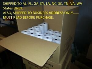 Thermal Papers Printer 3 1 8 X 230 2 Cases 100 Rolls Pos Cash Register