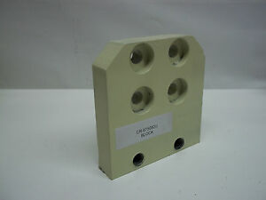Cascade 675082 Extension Block From Cascade Paper Roll Clamp 77f rc 03c