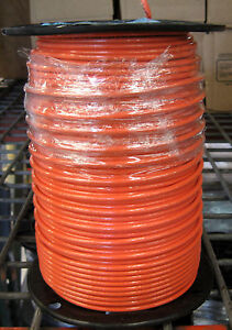 Thhn thwn 500 Ft 10 Awg Stranded Copper Wire Orange