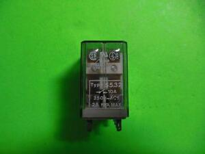 Finder 55 32 Relay 10a 250v ac 110v dc lot Of 19