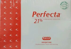 Premier Perfecta Professional Teeth Whitening Patient Pak 21 Carbamide Peroxide