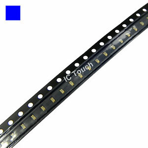 4000pcs Blue Smd Smt Led 0603 Superbright Blue Leds Lamp Light