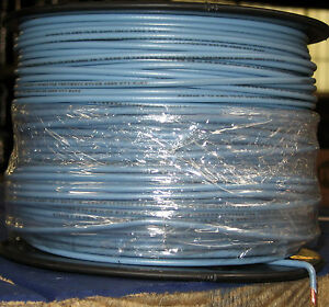 Thhn thwn 500 Feet 12 Awg Stranded Copper Wire Blue