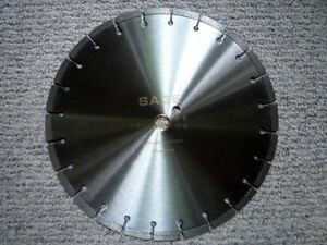 New 14 Diamond Cutting Disc Laser Welded Blade Premium For Reinforced Concrete