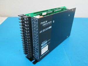 Pack Driver Ak bx56m Stepping Motor Driver Dual Speed
