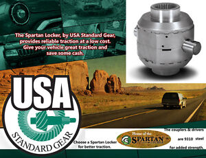 Spartan Locker For Dana 30 27 Spline Sl D30 27 Jeep Cj Xj Yj Tj Wrangler