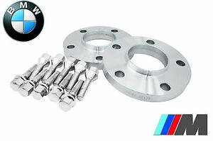2 Bmw 20 Mm Hub Centric Wheel Spacers W Lug Bolts E36 E46 323 325 328 335i 545i