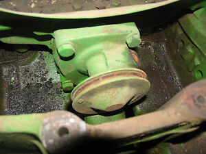 John Deere 70 720 730 Gas And Diesel Water Pump