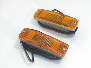 Turn Signal Assembly Fits Volkswagen Type1 Bug Super Beetle 1 Pair