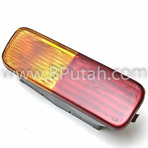 Land Rover Discovery 2 Ii Rear Turn Signal Light Lamp Left Driver Bumper 99 2002