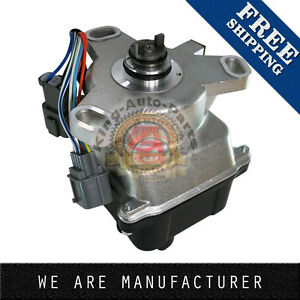 New Ignition Distributor For Honda Civic Dx Cx Lx Non V tec With Td 41u