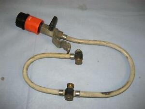 Water Kit W Garden Hose Adaptor For Stihl Ts400 Saw